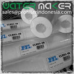 CLRS Meltblown Cartridge Bag Filter Indonesia  large