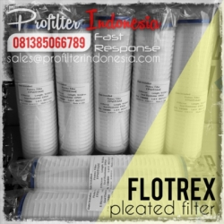 Flotrex Pleated Filter Cartridge Indonesia  large