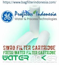 Fresh Sea Water SWRO Cartridge Filter Bag Indonesia  large