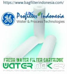 Fresh Water Cartridge Bag Filter Indonesia  large