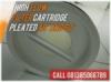 High Flow Pleated Amine Cartridge Filter Indonesia  medium