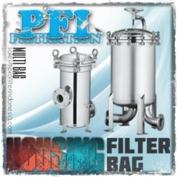 Multi Bag Filter Housing Indonesia  large