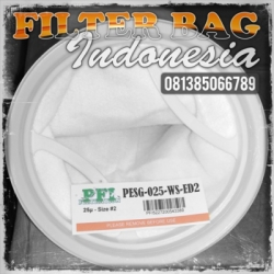 PESG Polyester Filter Bag Indonesia  large