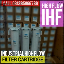 PFI IHF Industrial High Flow Filter Cartridge Indonesia  large