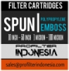 PFI Spun PP Emboss Sediment Cartridge Filter Indonesia  medium