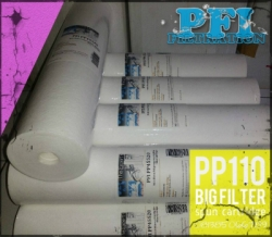 PP110 Big Spun Cartridge Filter Bag Indonesia  large
