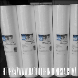 PP45 Spun Big Blue Filter Cartridge Indonesia  large