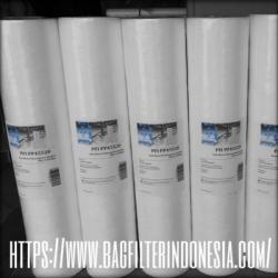 PP45 Spun Big Blue Filter Cartridge Indonesia  large