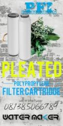 Pleated Polypropylene Filter Cartridge Indonesia  large