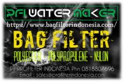 Polyester Bag Filter Indonesia  large