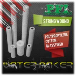Polypropylene Cotton String Wound Cartridge Filter Indonesia  large