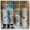 Polypropylene convertible housing bag  Cartridge filter  medium