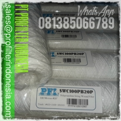 String Wound Cartridge Filter Bag Indonesia  large