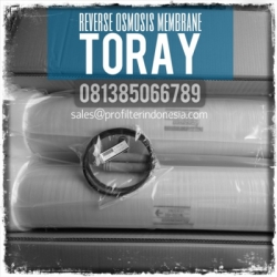 Toray RO Membrane Bag Filter Indonesia  large