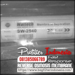 Wattech RO Membrane Indonesia  large