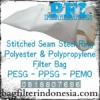 d Filter Bag Steel Ring Polyester Polypropylene Bag Filter Indonesia  medium