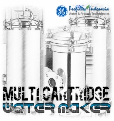 d Multi Cartridge Filter Housing SS304 SS316 Indonesia  large
