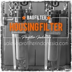 d Top Flat Housing Bag Filter Indonesia  large