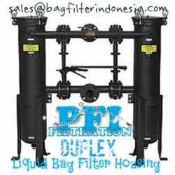 d d duplex liquid Housing Bag Filter Indonesia  large