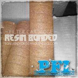 d resin bonded cartridge filter bag indonesia  large